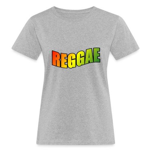 Reggae - Women's Organic T-Shirt