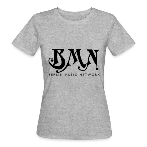 BLACK BMN E1 - Frauen Bio-T-Shirt
