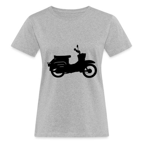 Schwalbe Silhouette - Frauen Bio-T-Shirt