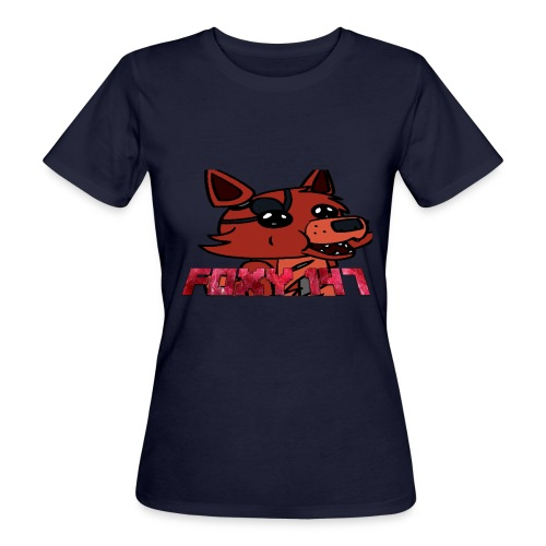 FOXY 147 - T-shirt ecologica da donna