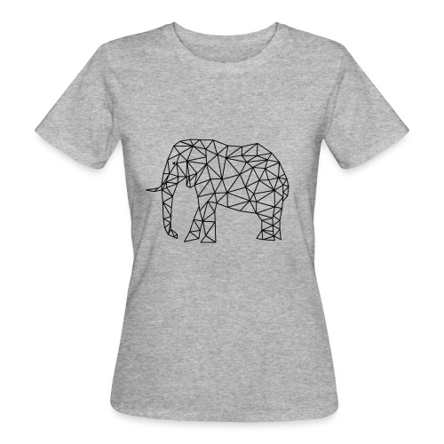 Elephant - Frauen Bio-T-Shirt