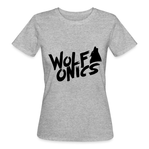 Wolfonics - Frauen Bio-T-Shirt