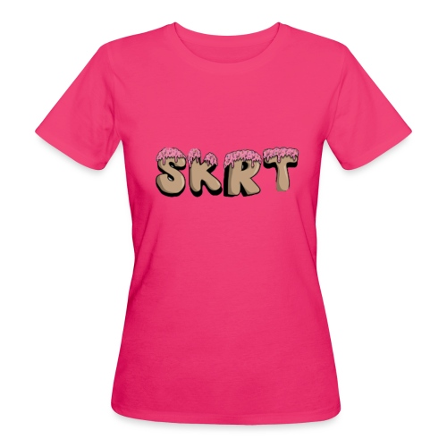 SKRT - T-shirt ecologica da donna