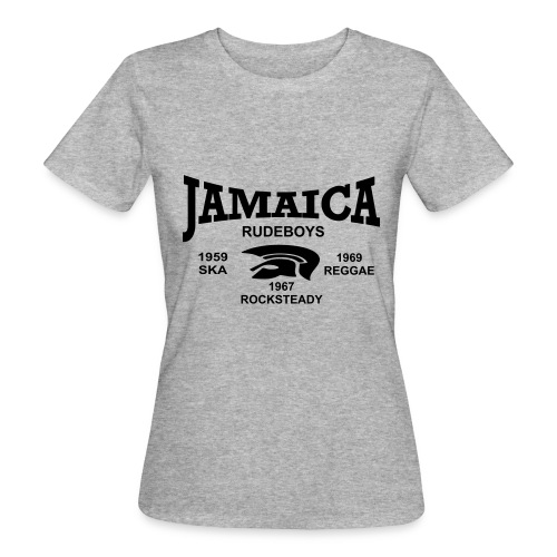 rudeboys jamaica trojan - Frauen Bio-T-Shirt