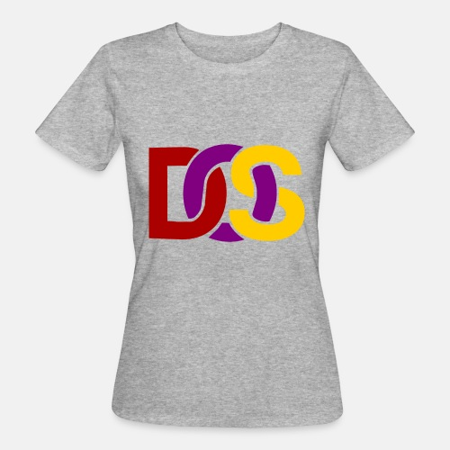 Retro MS DOS Logo - Women's Organic T-Shirt