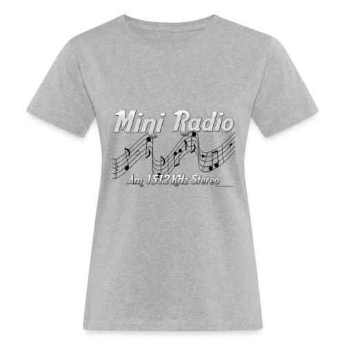 Collezione 2019 - T-shirt ecologica da donna