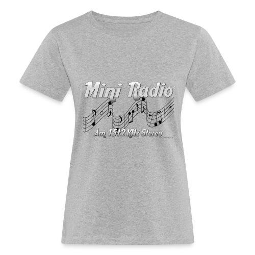 Collezione 2018 - T-shirt ecologica da donna