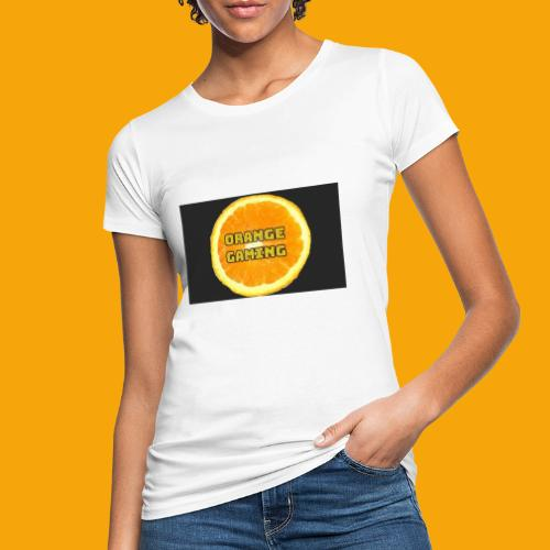 Orange_Logo_Black - Women's Organic T-Shirt
