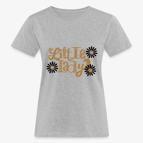 large_little-lady - T-shirt bio Femme