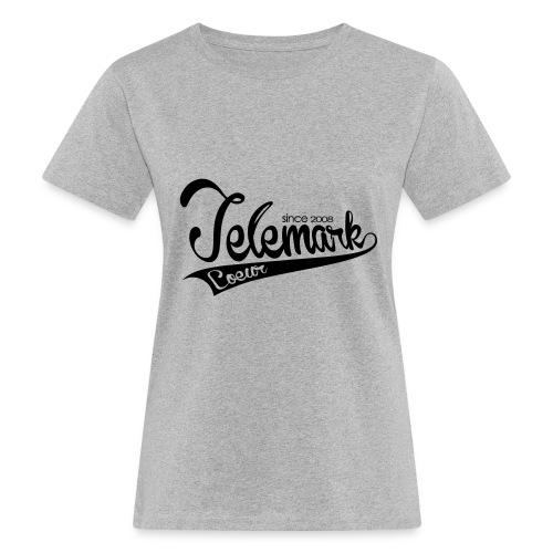 2017 Telemark- Cola-Vintage - T-shirt bio Femme