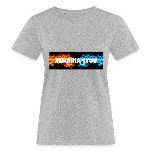 Kolekcja początkowa - Ekologiczna koszulka damska