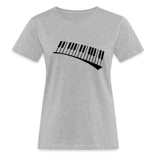 Piano - Camiseta ecológica mujer