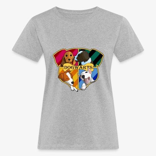 Dogwarts Logo - Women's Organic T-Shirt