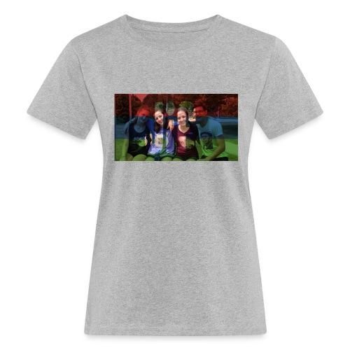 PV-Bike Trip Propaganda - Frauen Bio-T-Shirt