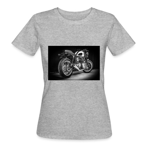 Monia's Thruxton 'Performance Scrambler' - Women's Organic T-Shirt
