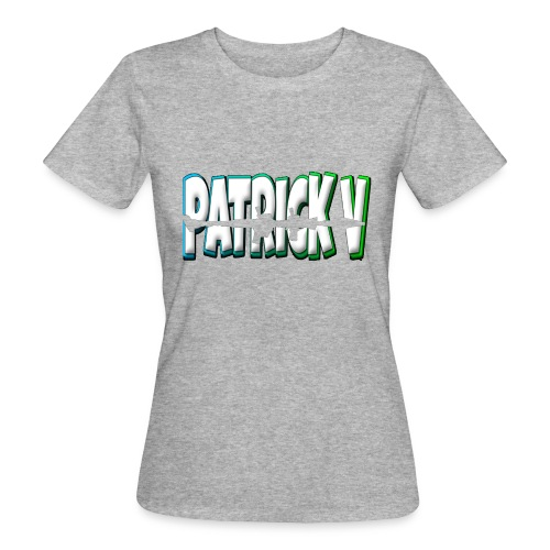 Patrick V Name - Women's Organic T-Shirt