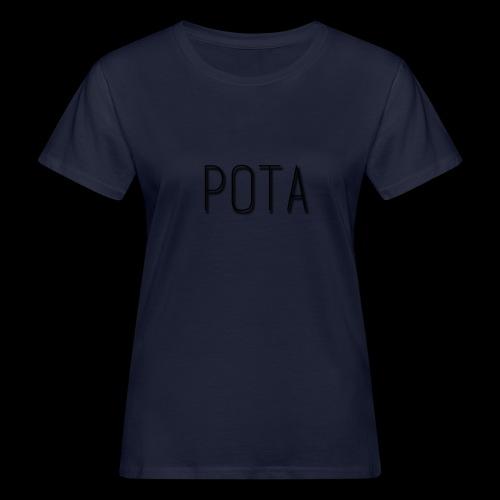 pota2 - T-shirt ecologica da donna