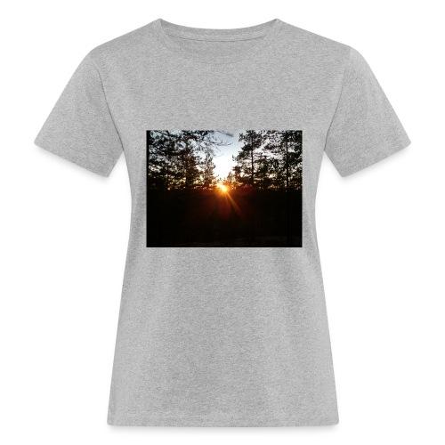 Finnish nature - Naisten luonnonmukainen t-paita
