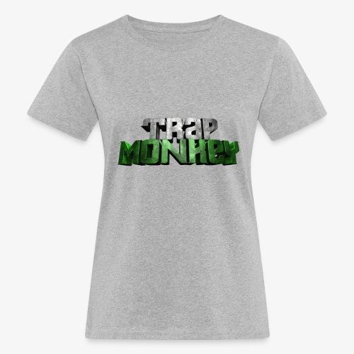 Trap Monkey 2 - T-shirt bio Femme