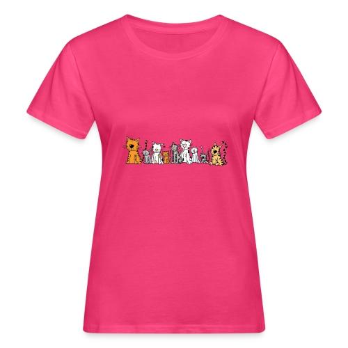 Cats & Cats - Vrouwen Bio-T-shirt