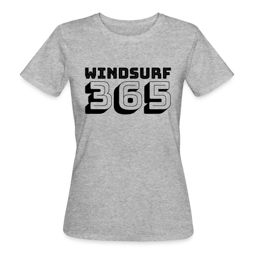 Windsurfing 365 - Women's Organic T-Shirt