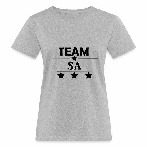 Team SA Logo - Ekologisk T-shirt dam