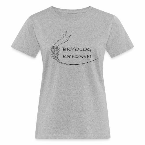 Bryologkredsen - sort logo - Organic damer