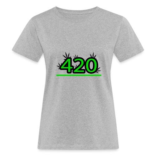 420 - T-shirt bio Femme