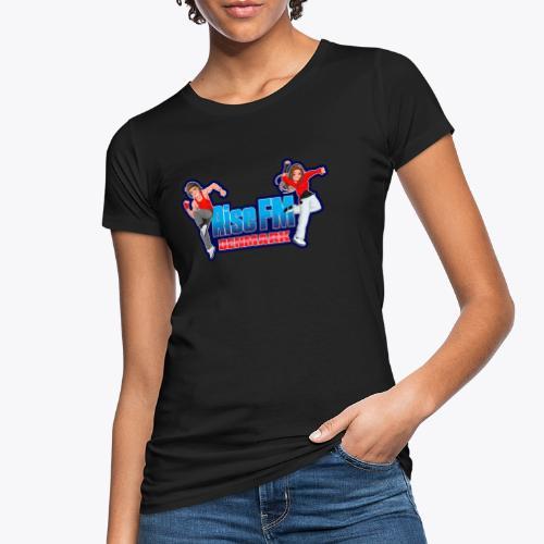 Rise FM Logo - Women's Organic T-Shirt