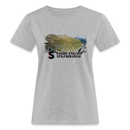 48 tornanti - T-shirt ecologica da donna