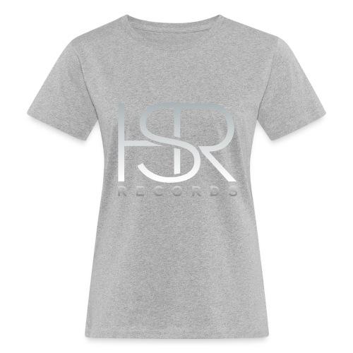 HSR RECORDS - T-shirt ecologica da donna