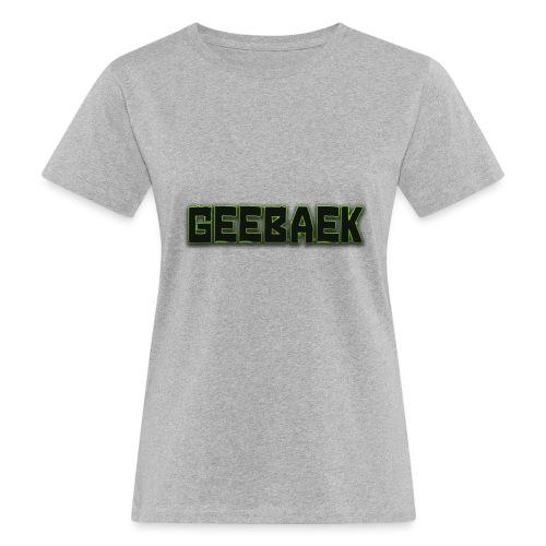 Geebaek - Organic damer