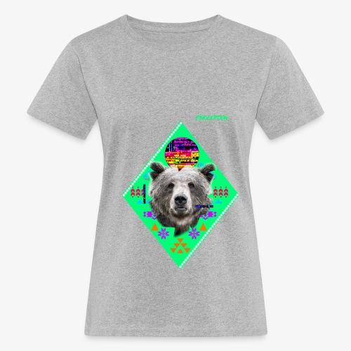 OURS PERCEPTION - PERCEPTION CLOTHING - T-shirt bio Femme