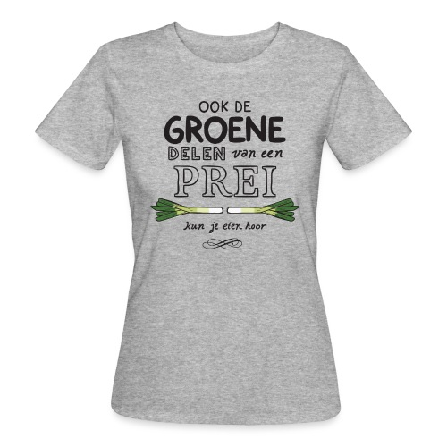Prei - Vrouwen Bio-T-shirt
