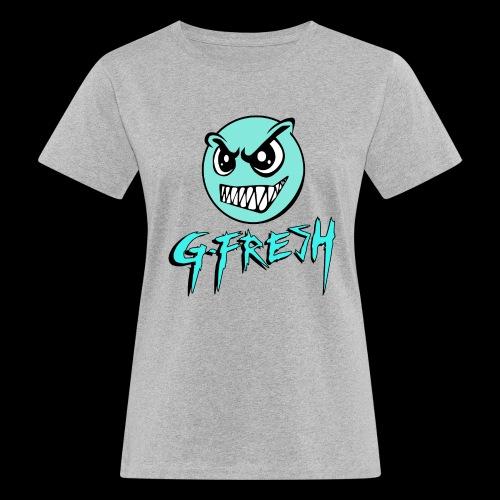 G-Fresh logo - Vrouwen Bio-T-shirt