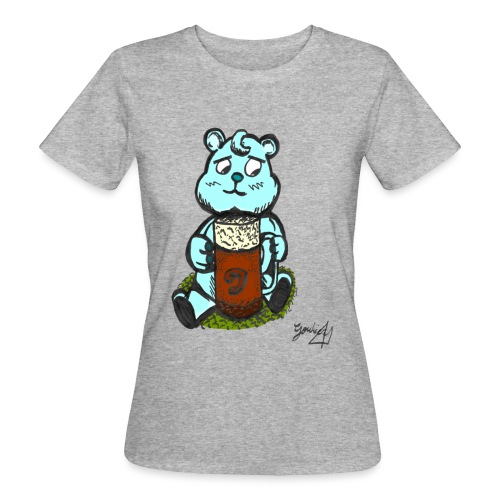 Ours Triste AngelerasCorp - T-shirt bio Femme