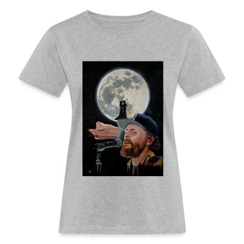 Chiaro di Luna - T-shirt ecologica da donna