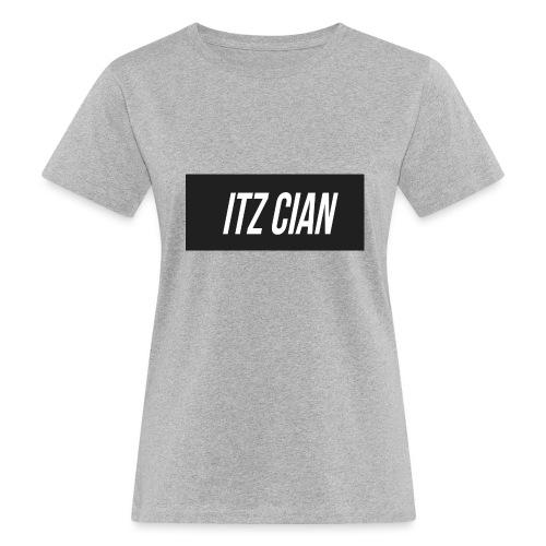 ITZ CIAN RECTANGLE - Women's Organic T-Shirt