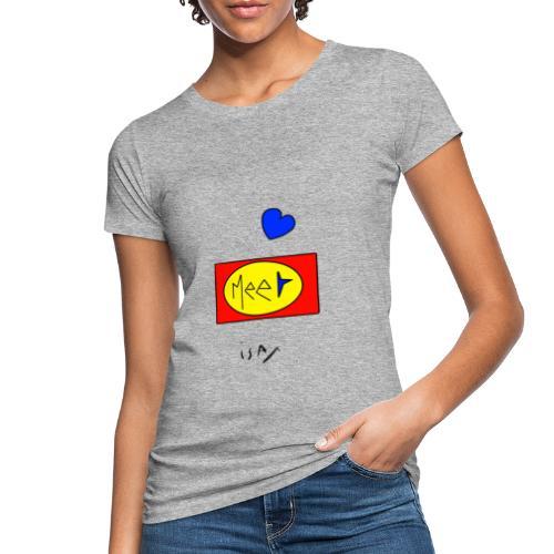 Meet isax - T-shirt bio Femme