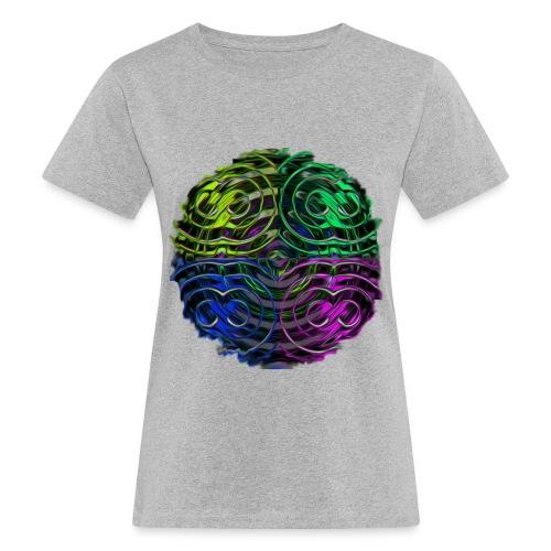 Vibrant Colour - Women's Organic T-Shirt