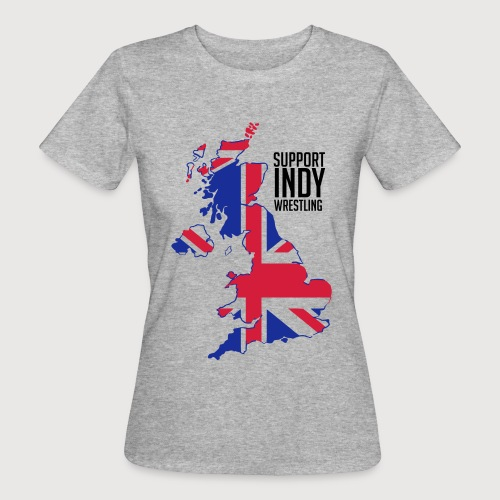 Indy Britain - Women's Organic T-Shirt