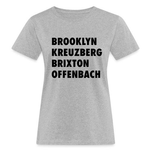 OFf the trotten paths. - Frauen Bio-T-Shirt