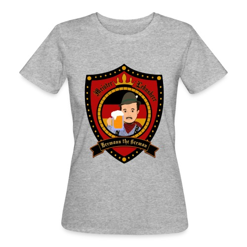 Hermann the German - Women's Organic T-Shirt