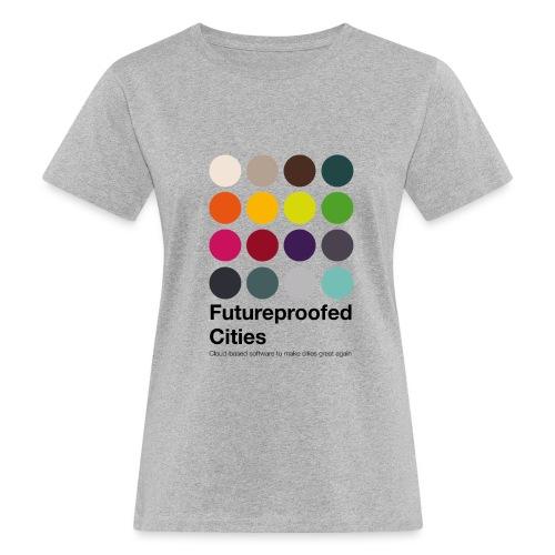 FutureproofedCities - T-shirt bio Femme