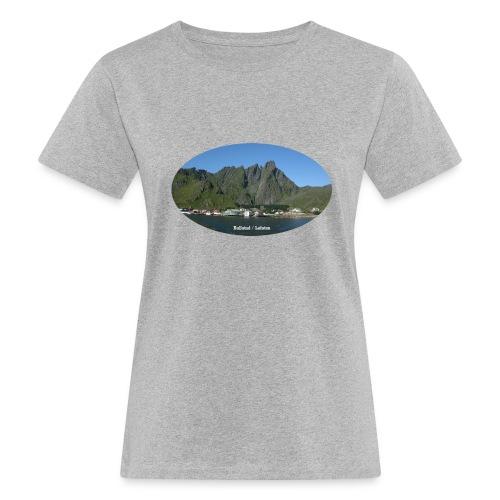 ballstad 8171a png - Økologisk T-skjorte for kvinner