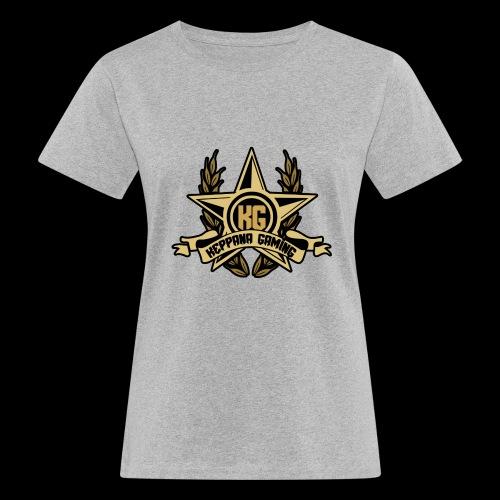 Keppana Gaming - Naisten luonnonmukainen t-paita