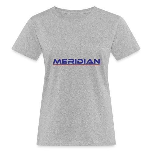 Meridian - T-shirt ecologica da donna