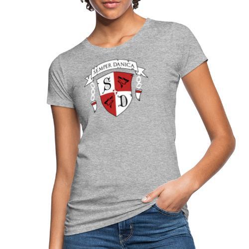 SD logo - hvide lænker - Organic damer