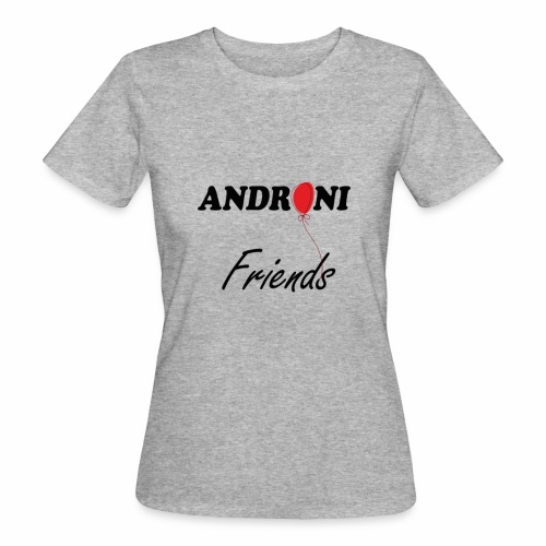 Androni Friends - Camiseta ecológica mujer