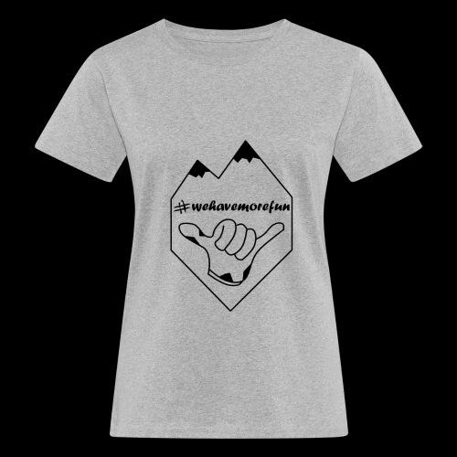 Madabe Logo Shirt 2 - Frauen Bio-T-Shirt